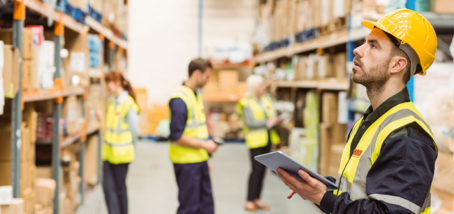 AMCO TARGET RETAIL LOGISTICS SECTOR AND BRCGS  CERTIFIED BUSINESSES SUPPLY CHAIN