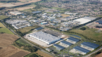 FAST-TRACK LOGISTICS SPACE RELEASED AT DARLINGTON SCHEME
