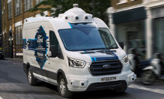 HERMES LAUNCHES EARLY STAGE TRIAL OF SELF-DRIVING VANS IN OXFORD