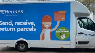Hermes delivers support for Emmaus
