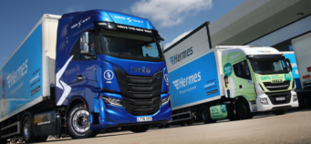 HERMES INCREASES 'GREEN FLEET' AGAIN AS PART OF ONGOING SUSTAINABILITY DRIVE