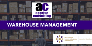 Warehouses become centre stage – training is key for the next generation of warehouse managers.