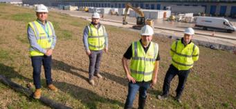 HERMES OPENS NEW DISTRIBUTION DEPOT IN LAKESIDE CREATING OVER 60 SEASONAL JOBS
