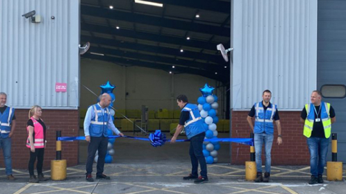 OVER 65 SEASONAL JOBS CREATED AT HERMES NEW POP-UP ECCLES DEPOT